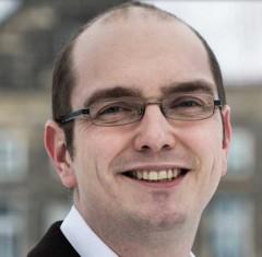 Bürgermeisterkandidat Philipp Eysel