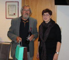 Heinz Grimme, Kerstin Hinz
